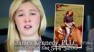 James Kennedy, P.L.L.C. Video - James Kennedy PLLC TV AD 2017
