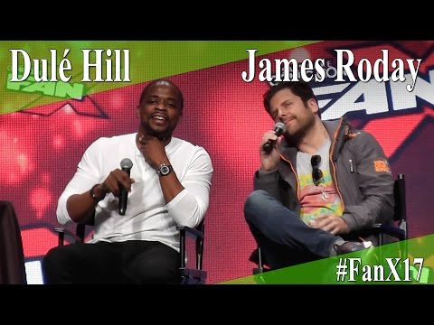 Psych  James Roday and Dulé Hill  Full PanelQ&A  X 2017
