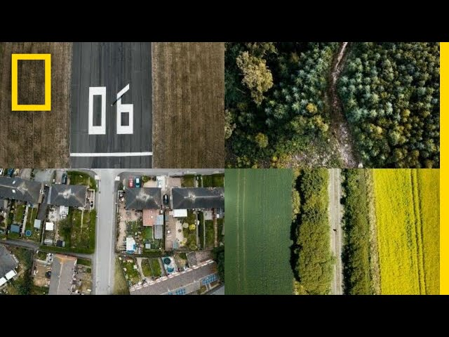 Watch UK's Natural Land Diminish in 100 Seconds | Short Film Showcase