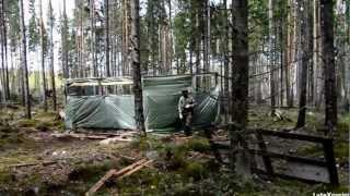 Airsoft Sotaa Suomessa - Satasoft - 12.5.2012 - HD