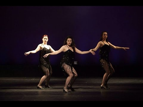 """Fosse"" (YSU Dance Ensemble 2013)"