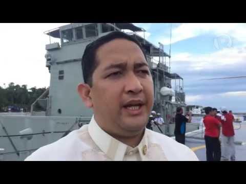 Rep Acedillo on new 'threats' in Ayungin Shoal, Mischief Reef