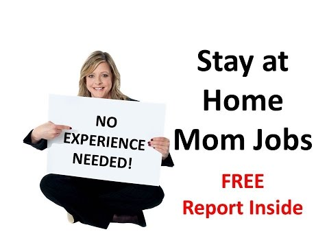 Best Jobs for Stay at Home Moms in Dallas, TX.
