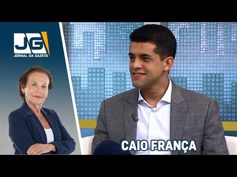 Caio França, deputado estadual (PSB/SP), fala sobre as eleições