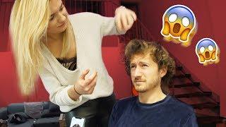 Johanna schneidet mir 5 verschiedene Frisuren! 😅