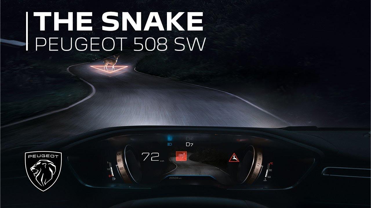 Peugeot: 508 SW - De Slang