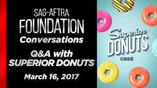 Conversations with SUPERIOR DONUTS