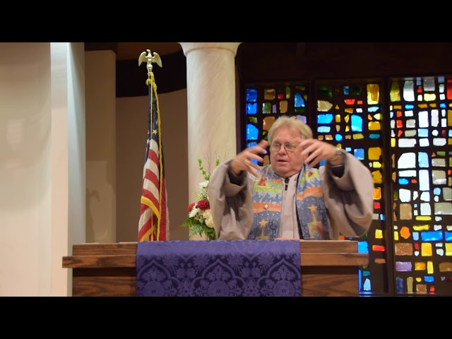 Worship service December 6th