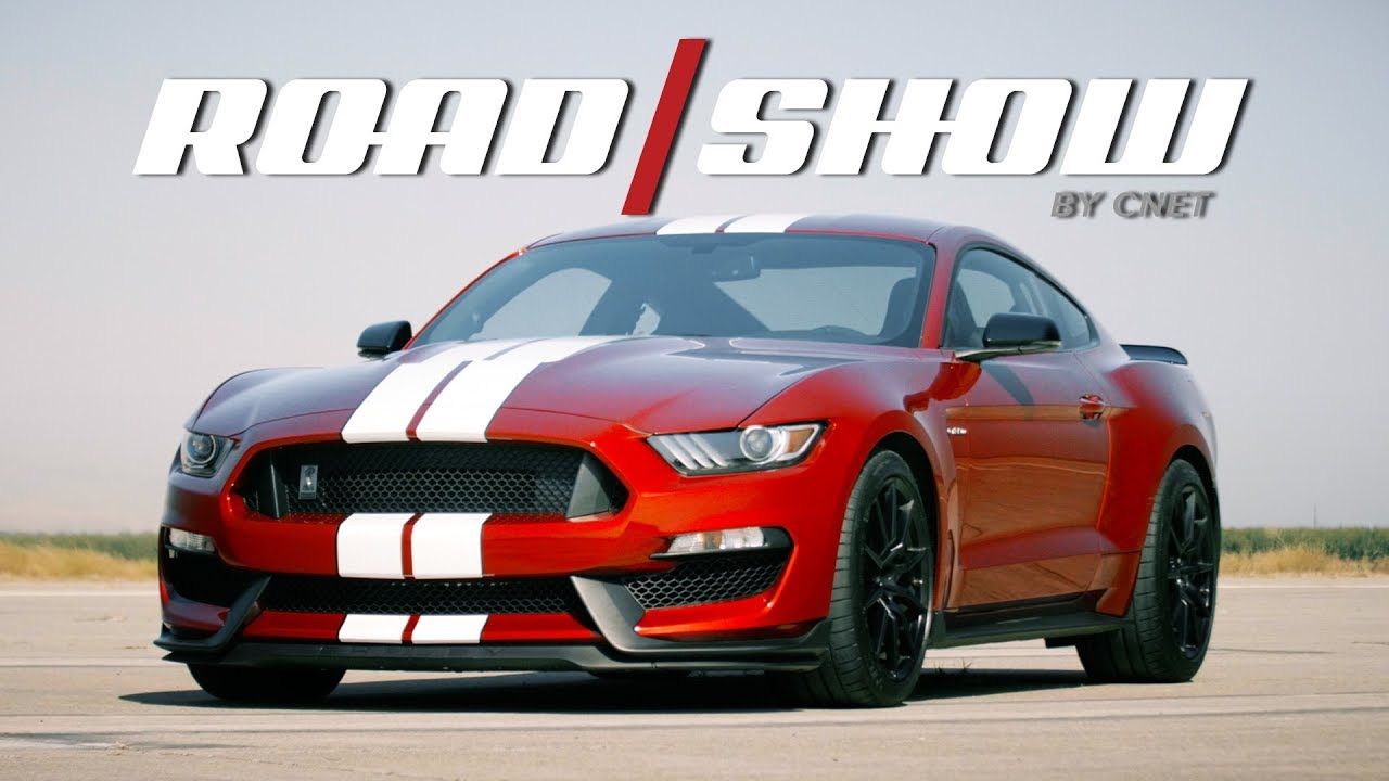 Exotic and exciting: Ford's Shelby GT350 is no one-trick pony car