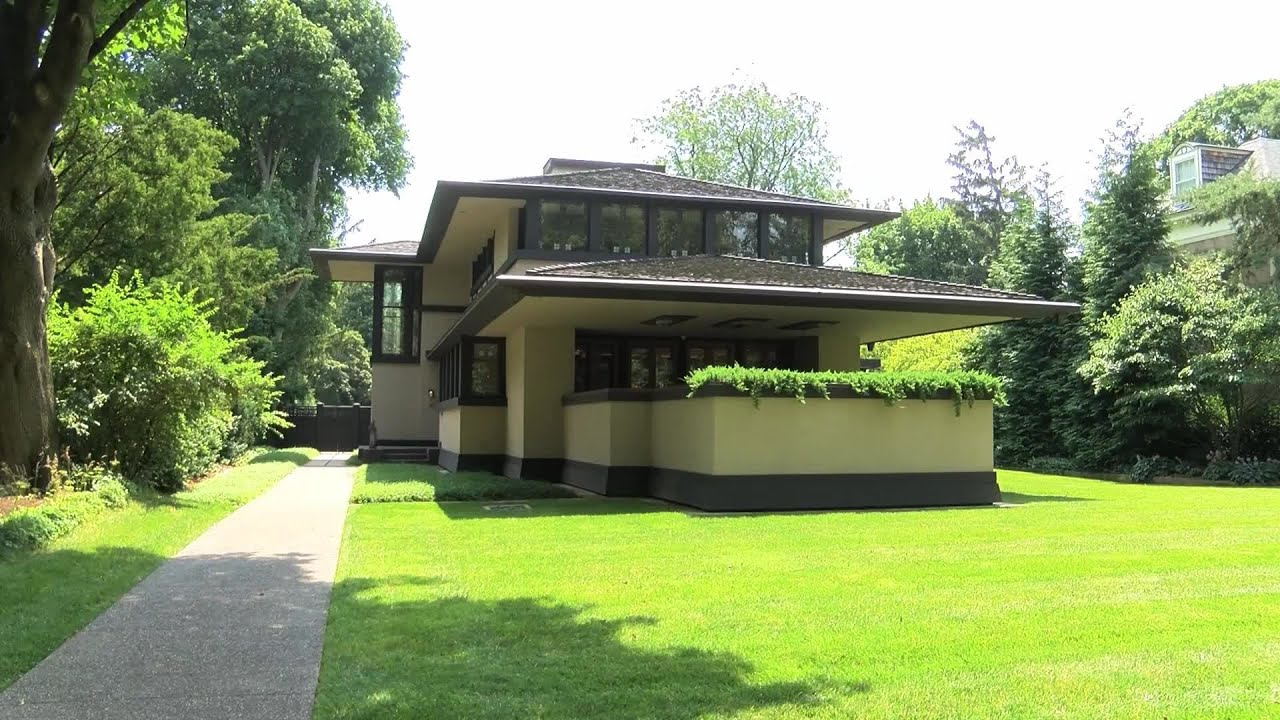 Lloyd Frank Wright Houses the boynton house: tour a frank lloyd wright home in rochester