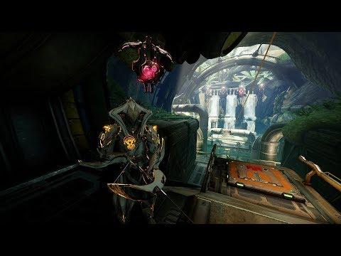 Warframe | Earth Spy Vault | Vault B