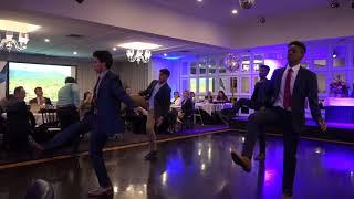 Zeybek Folk Dancing at the Year 10 Farewell Night
