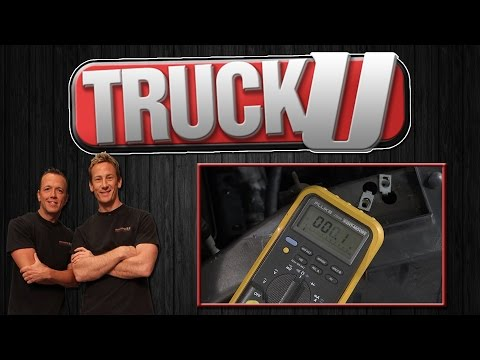 Commonly Misdiagnosed Automotive Problems | TruckU | Season 9 | Episode 4