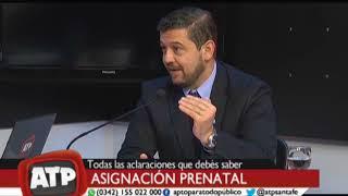 Micro Anses: Asignación por prenatal - Sebastián Mastropaolo -  ATP 19 07 18