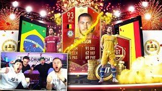 FIFA 19: 2x TOP 100 + GOLDSCHWITZER Fut Champions REWARDS ÖFFNEN mit Dr.Erhano & Marlut !!
