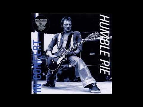 "Humble Pie - In Concert  ""Winterland San Francisco 1973 """