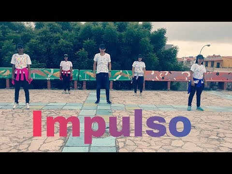 Impulso  Evan Craft ft Funky - COREOGRAFIA