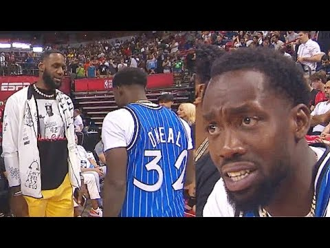 LeBron James Is Just Jealous Kawhi Leonard & Paul George Joined Clippers (Parody)