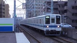 東武アーバンパークライン 8163F (2019/2/7)