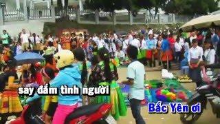 [HD] Karaoke Chiều Bắc Yên - full beat ( Karaoke by Kgmnc )