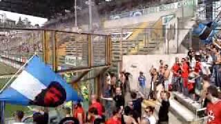Parma Pisa 2 a 0 (settore ospiti)