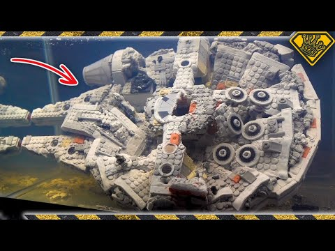 Acetone Destroys Your Lego
