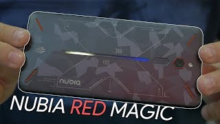 Nubia Red Magic hands-on: Budget-conscious gaming phone