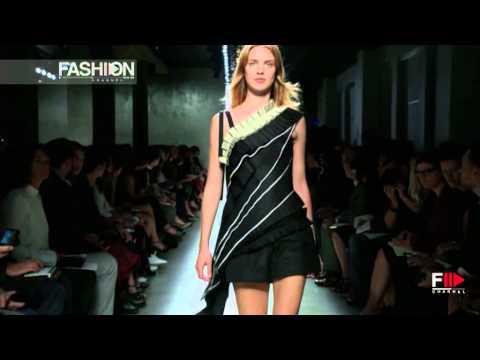 """BOTTEGA VENETA"" Fashion Show Spring Summer 2014 Milan HD by Fashion Channel"