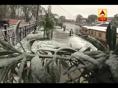 Srinagar: Schools and colleges closed due to heavy snowfall