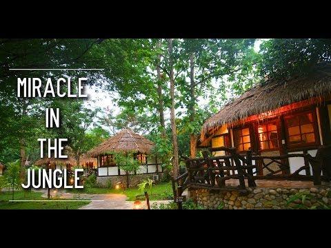 River Kwai Resotel Resort -- Riverside Jungle Resort in Kanchanaburi -- Miracle amidst the Jungle