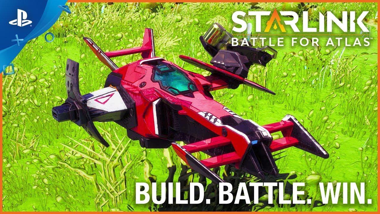 Starlink Battle for Atlas Game Trailer