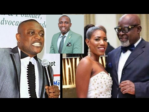 KOFI ADJORLOLO Threatening To Sue COUNSELOR LUTTERODT Is Very SILLY - LAWYER MAURICE AMPAW