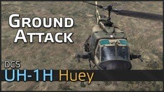 DCS UH-1H Huey Ground Attack