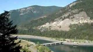 Cardio Cocktail - Lake Koocanusa - Libby Montana