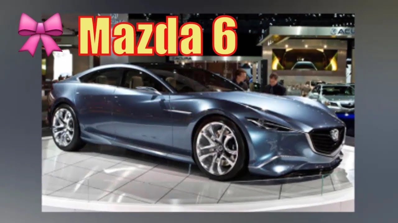 Will The 2020 Mazda 6 Coupe Have 4 Doorscars Redesign Gallery Cars