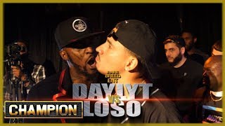 Video CHAMPION | DAYLYT VS LOSO - RBE download MP3, 3GP, MP4, WEBM, AVI, FLV Agustus 2018