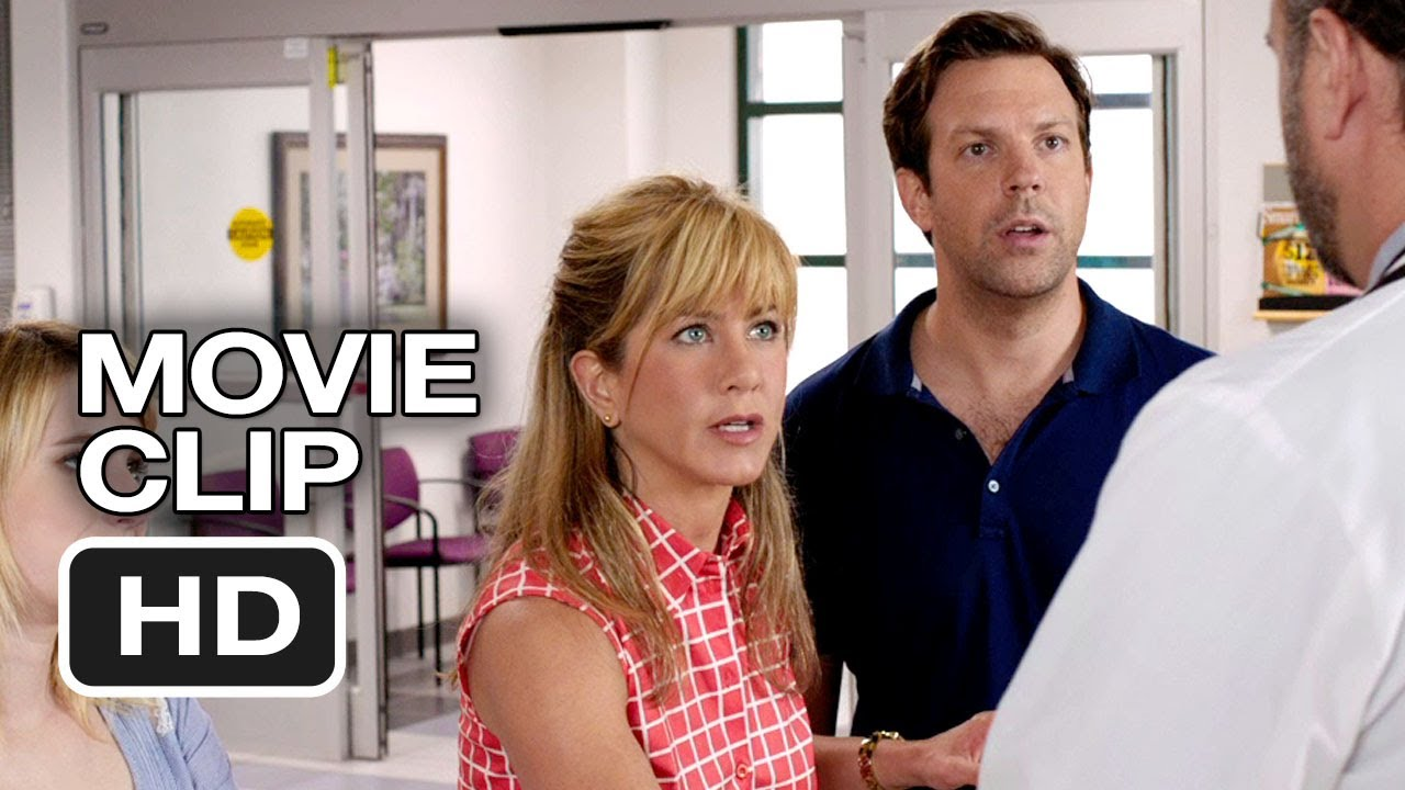 Download We're The Millers Movie CLIP - What's The News Doc? (2013) - Jennifer Aniston Movie HD