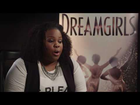 Dreamgirls Amber Riley Interview