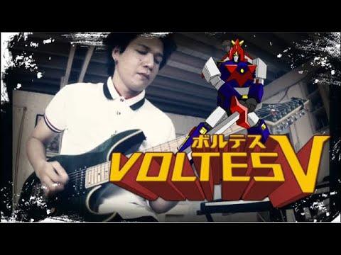Voltes V Instrumental Cover