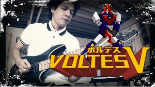 Download Voltes V Instrumental Cover MP3 song and Music Video