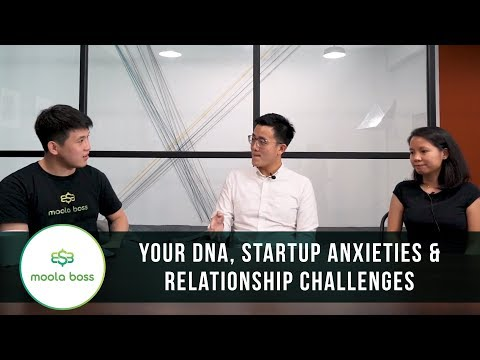 Your DNA, Startup Anxieties & Relationship Challenges | A powerful session with Advanx Health