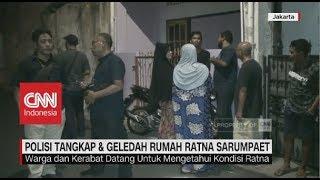 Usai Ditangkap, Rumah Ratna Sarumpaet Digeledah Polisi
