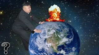 What If Kim Jong Un Ruled The World?