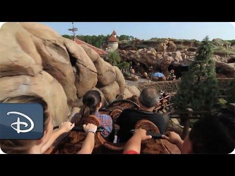 Guests React To Seven Dwarfs Mine Train | Magic Kingdom | Walt Disney World