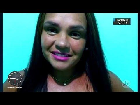 Mulher é morta pelo ex-marido bêbado no litoral de São Paulo | SBT Notícias (03/09/18)