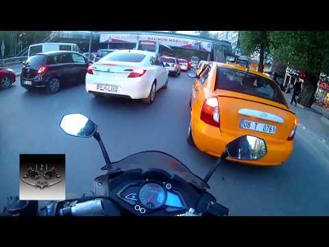 Ankara'yı Geziyorum - I'm Travel in Ankara / İncek - Turan Güneş / Sakarya / Pulsar RS 200