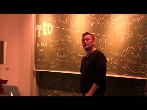 Das vierte Sandzeitalter - was Menschen wissen müssten: Kai-Eric Fitzner at TEDxYouth@RheinMain