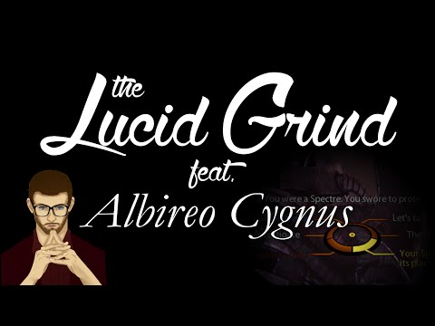The Lucid Grind (Podcast) - Episode 4 - feat. Albireo Cygnus