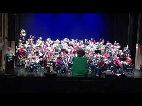 Tuba Christmas 2017 - Frederick MD - Weinburg Center of the Arts