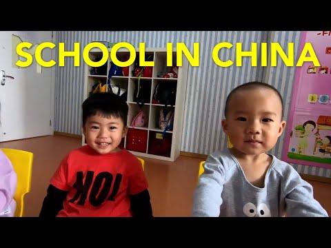 MONTESSORI SCHOOL IN CHINA || MARATHI VLOG || MARATHI TRAVELOMA ||